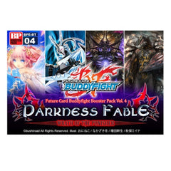 Buddyfight - Booster - 'Darkness Fable' - ToyToyjac