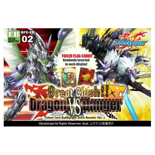 Buddyfight - Booster - 'Dragon Vs Danger' - ToyToyjac