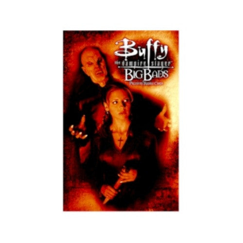 Buffy 'Big Bads' Booster - ToyToyjac