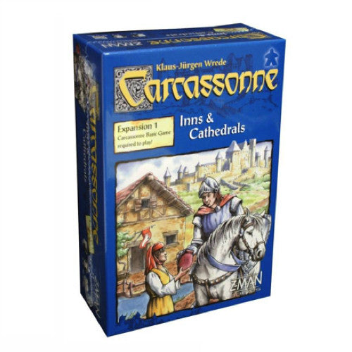 Carcassonne - Inns & Cathedrals Expansion