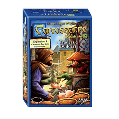 Carcassonne - Traders & Builders Expansion - ToyToyjac