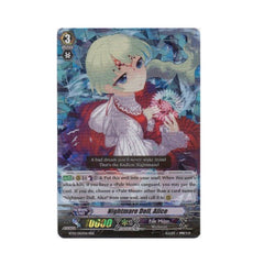 CFV G-RC01/010EN RRR 'Nightmare Doll, Alice'
