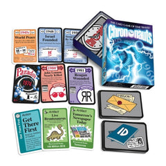 Chrononauts Card Game - ToyToyjac