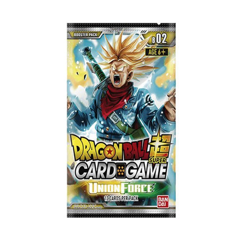 Dragonball Super - Union Force Booster Pack
