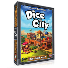 Dice City - ToyToyjac
