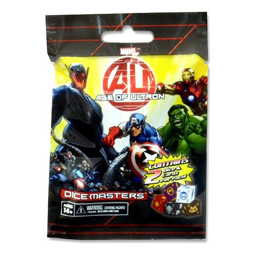Dice Masters - 'Age of Ultron' Booster - ToyToyjac