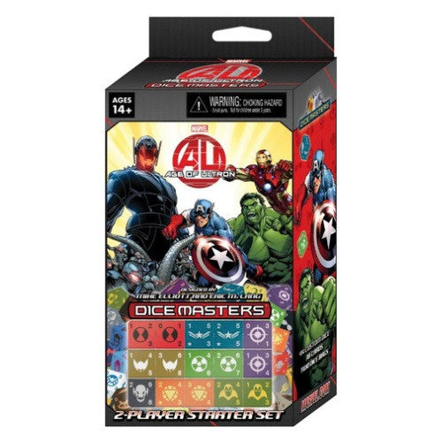 Dice Masters - 'Age of Ultron' Starter Set - ToyToyjac