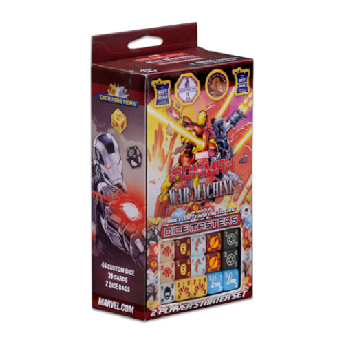 Dice Masters - 'Iron Man & War Machine' Starter Set