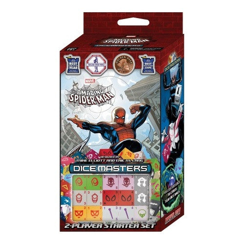 Dice Masters - 'Spiderman' Starter Set