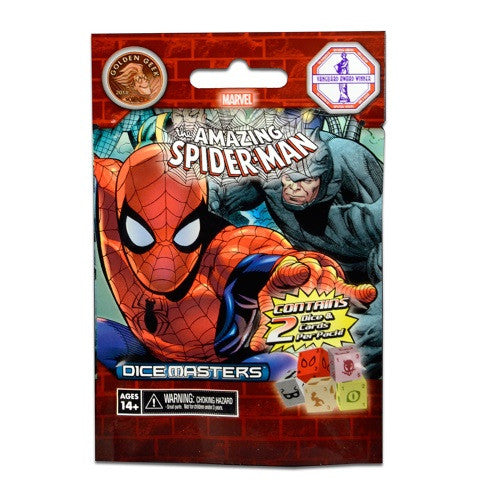 Dice Masters - 'Spiderman' Booster