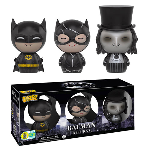 Dorbz - Batman Returns SDCC 2016 Set