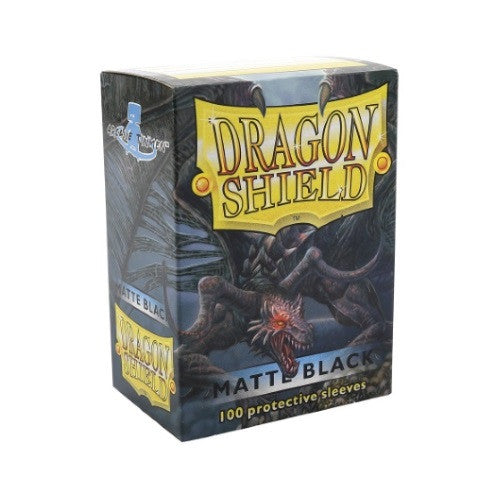 Dragon Shield - 100 'Standard' Matte Sleeve Pack