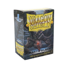 Dragon Shield - 100 'Standard' Matte Sleeve Pack - ToyToyjac