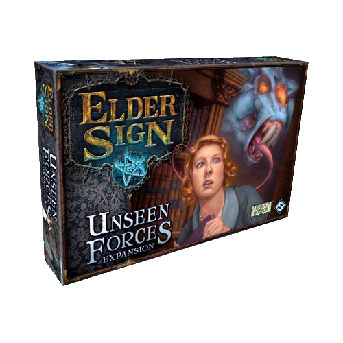 Elder Sign - Unseen Forces Expansion - ToyToyjac