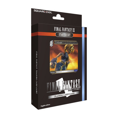 Final Fantasy TCG Starter Deck - FFIX
