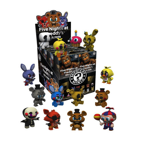 Funko Mystery Mini - 'Five Nights At Freddys'