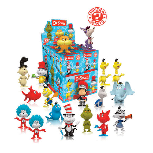Funko Mystery Mini - 'Dr Seuss'