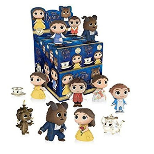 Funko Mystery Mini - 'Beauty and the Beast'