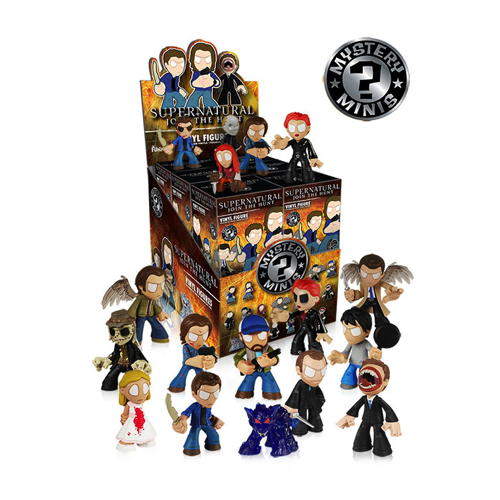 Funko Mystery Mini - 'Supernatural'