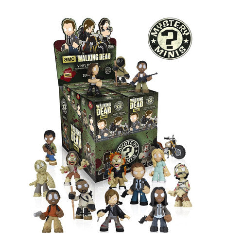 Funko Mystery Mini - 'Walking Dead Series 4'