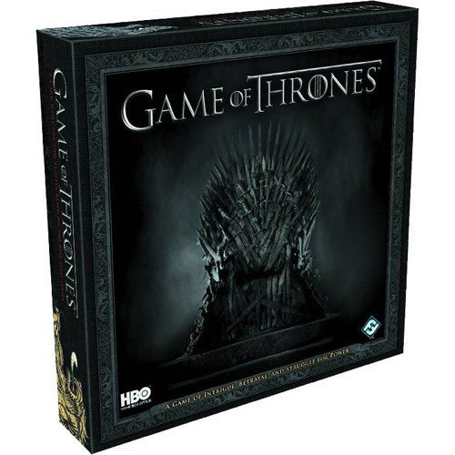 Game Of Thrones Card Game (HBO Edition) - ToyToyjac