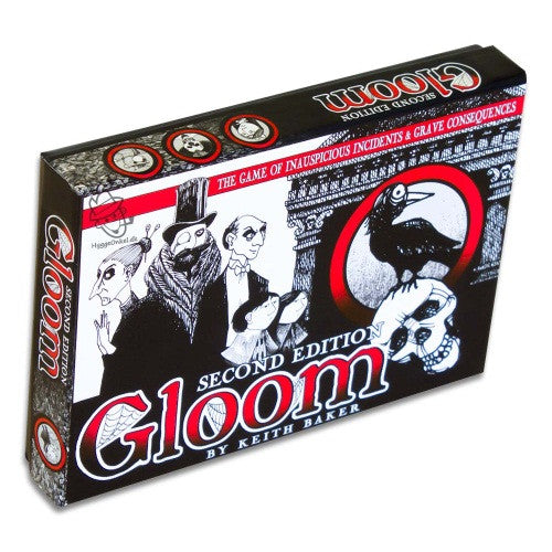 Gloom (2nd Edition) - ToyToyjac