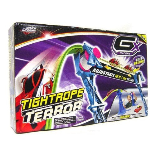 GX Racers - Tightrope of Terror Playset - ToyToyjac