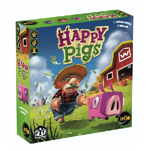 Happy Pigs - ToyToyjac