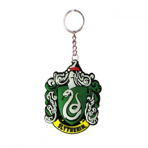 Harry Potter - Slytherin Keychain - ToyToyjac