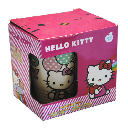 Hello Kitty - 'Balloon' Mug - ToyToyjac