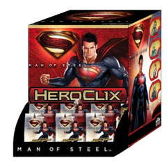 Heroclix - DC Man Of Steel Single Figure - ToyToyjac