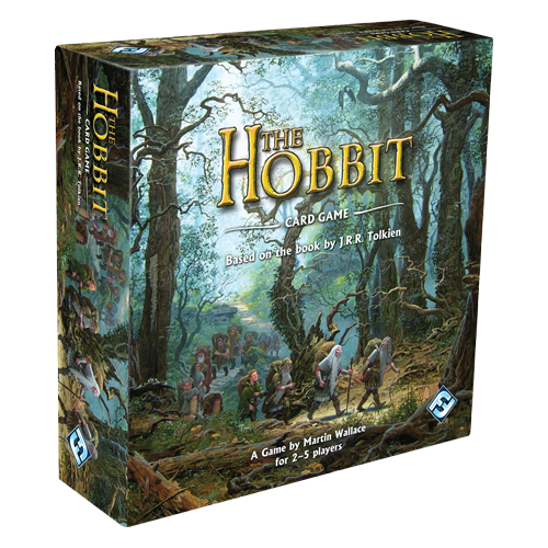 The Hobbit Card Game - ToyToyjac