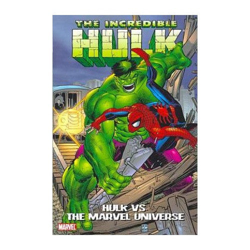 Graphic Novel - Hulk Vs Marvel Universe (Paperback)