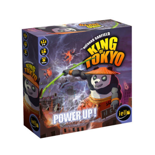 King Of Tokyo - Power Up! Expansion - ToyToyjac