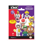 K'nex Super Mario 'Wave 5' Figure Pack