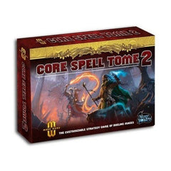 Mage Wars - Core Spell Tome 2 Expansion - ToyToyjac