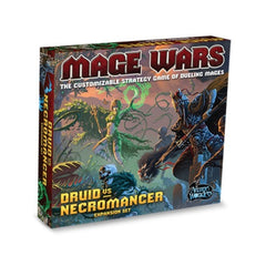 Mage Wars - Druid Vs Necromancer Expansion - ToyToyjac