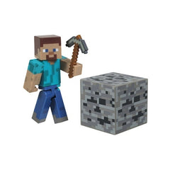 "Minecraft 3"" Action Figures - ToyToyjac - 1"