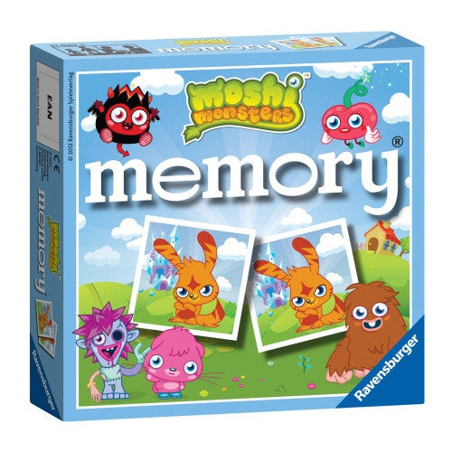 Moshi Monsters - Memory Game - ToyToyjac