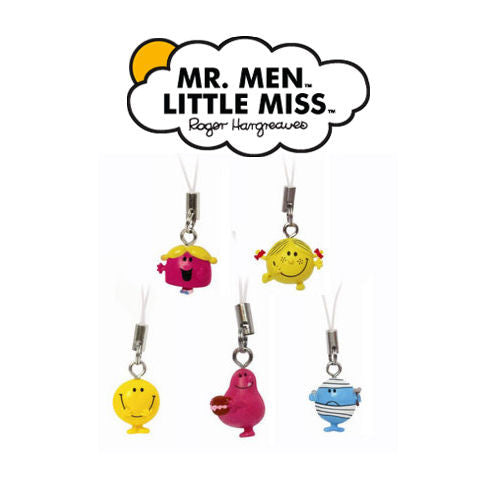 Mr Men Dangly - ToyToyjac