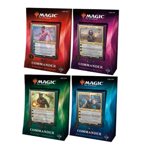 MTG 2018 Commander Deck