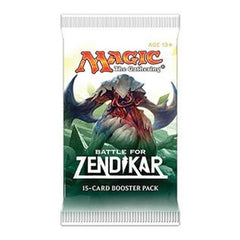 MTG Booster - Battle For Zendikar - ToyToyjac