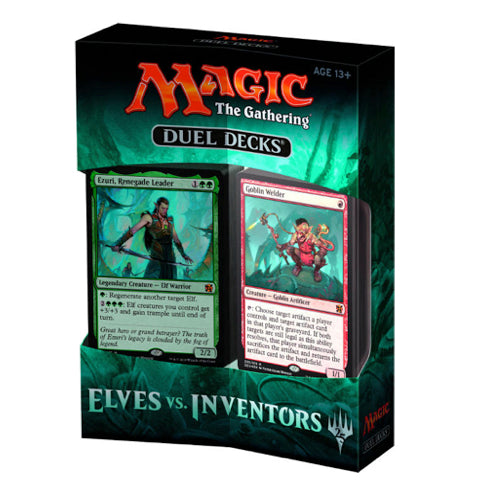 MTG Duel Deck - Elves Vs Inventors