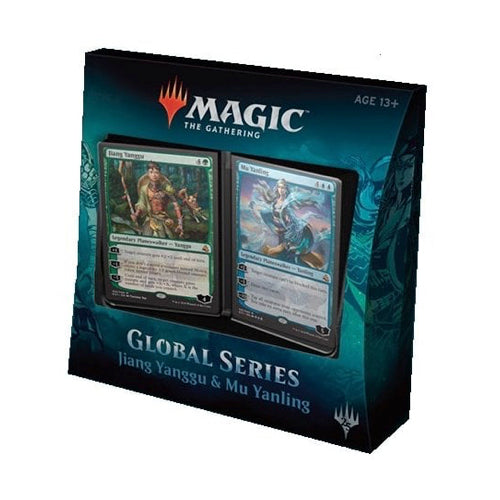 MTG Global Series - Jiang Yanggu & Mu Yanling