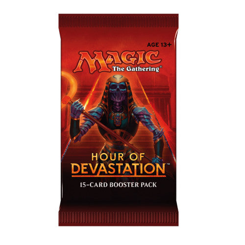 MTG Booster - Hour Of Devastation