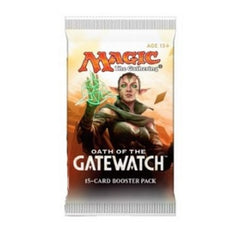 MTG Booster - Oath Of The Gatewatch - ToyToyjac