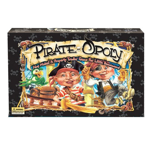 Pirate-Opoly - ToyToyjac