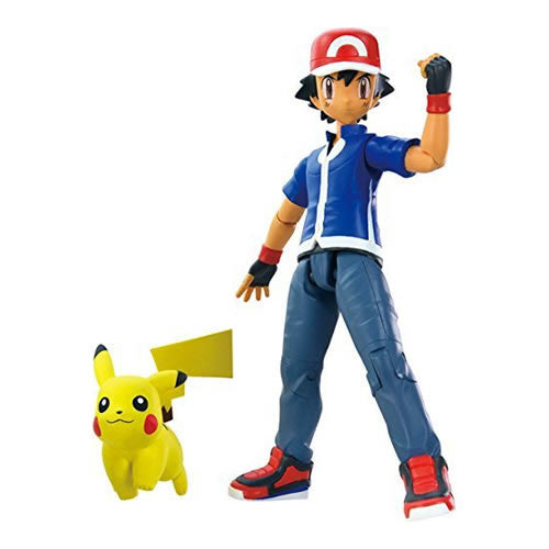 Pokemon Trainer Figure Set - ToyToyjac
