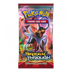 Pokemon TCG Booster - XY Breakthrough - ToyToyjac