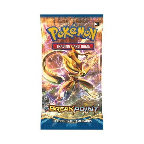 Pokemon TCG Booster - XY Breakpoint - ToyToyjac